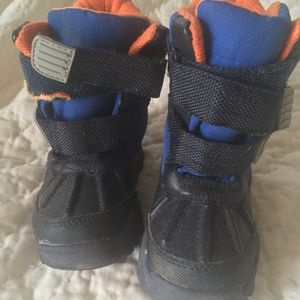 Carters toddler snow boots
